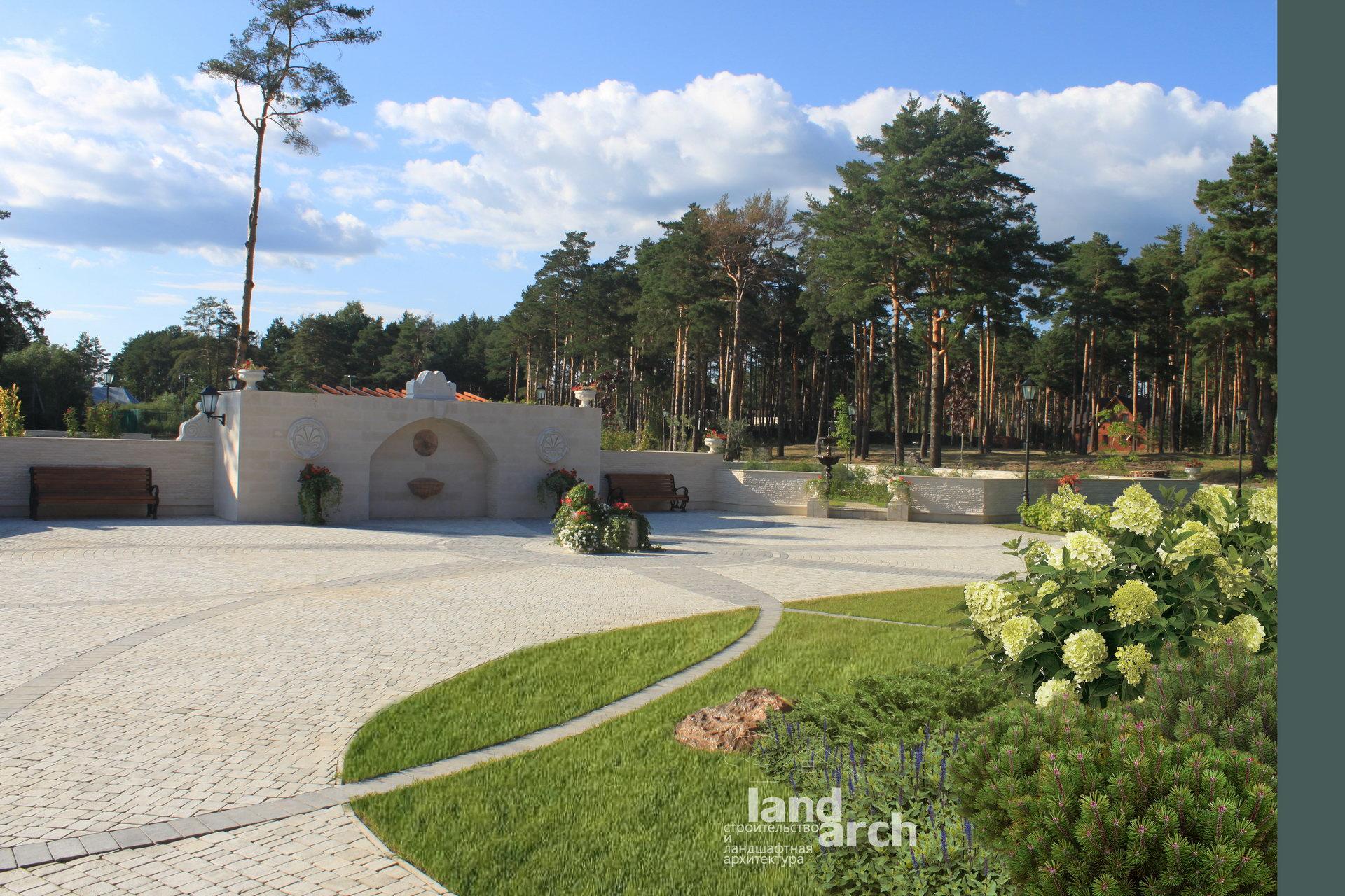 Московская область частный участок